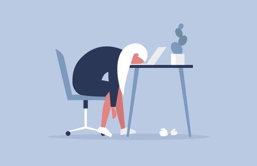 Хроническая усталость у женщин